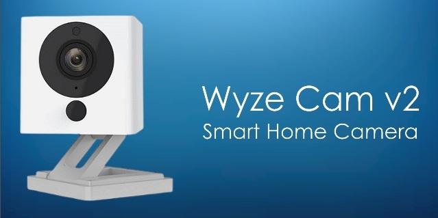Wyze Cam v2 HD Indoor WiFi Smart Home Camera