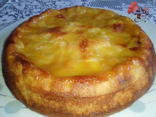 Tarta de Manzana con Nutella