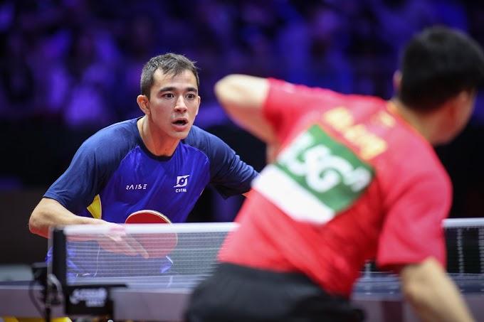 Tênis de Mesa: Hugo Calderano cai nas oitavas e repete melhor desempenho em Mundial