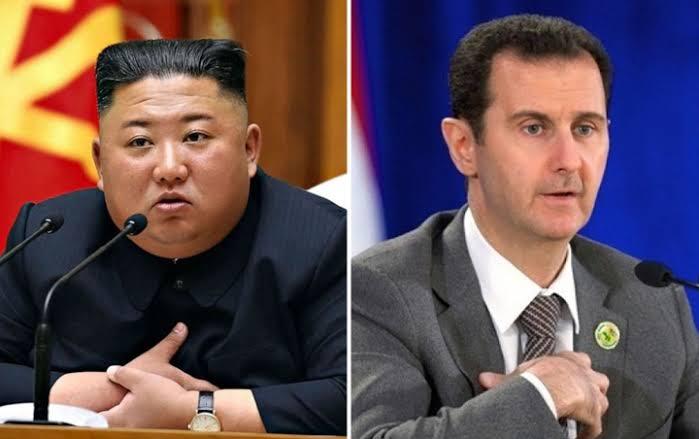 Kim Jong Un Telah Menerima Balasan Surat Dari Presiden Bashar Al Assad