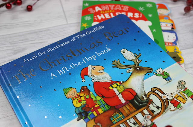 A review of The Christmas Bear Board Book