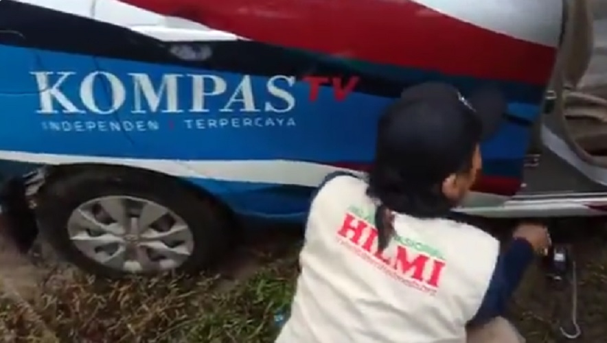 Mobil Kompas TV - FPI