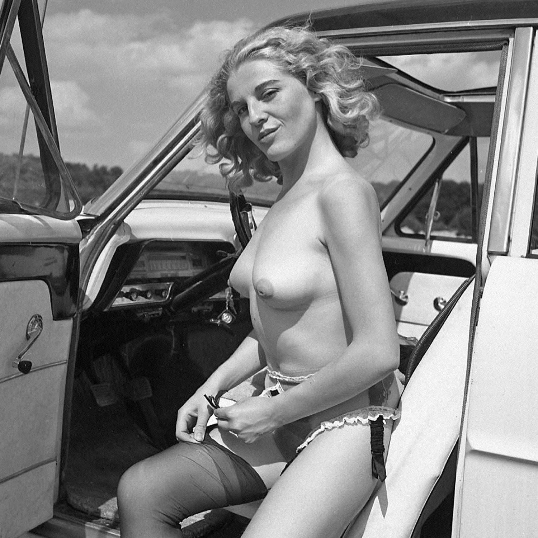 Beautiful nude ussr girl — photo 14