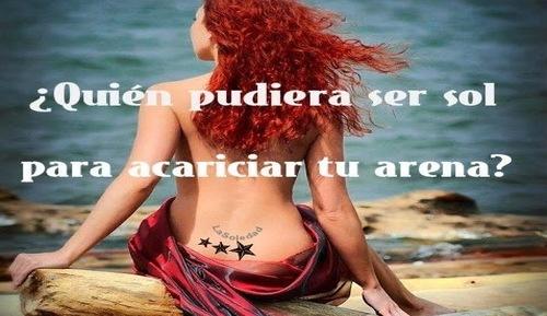 Poemas, Frases Románticas, Caricias, Huellas, Belleza,