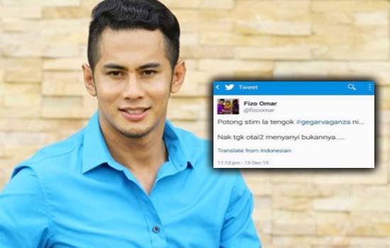 Luahan sayu Fizo Omar isu tak puas hati dengan Dato Vida