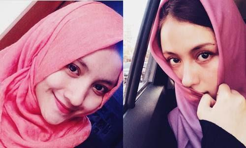 Foto, Berita, Profil dan Info Biodata Dini Hanipah Si Asisten Cantik Pemeran Popon di Dunia Terbalik - www.heru.my.id