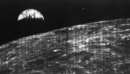 First Pictures of Earth