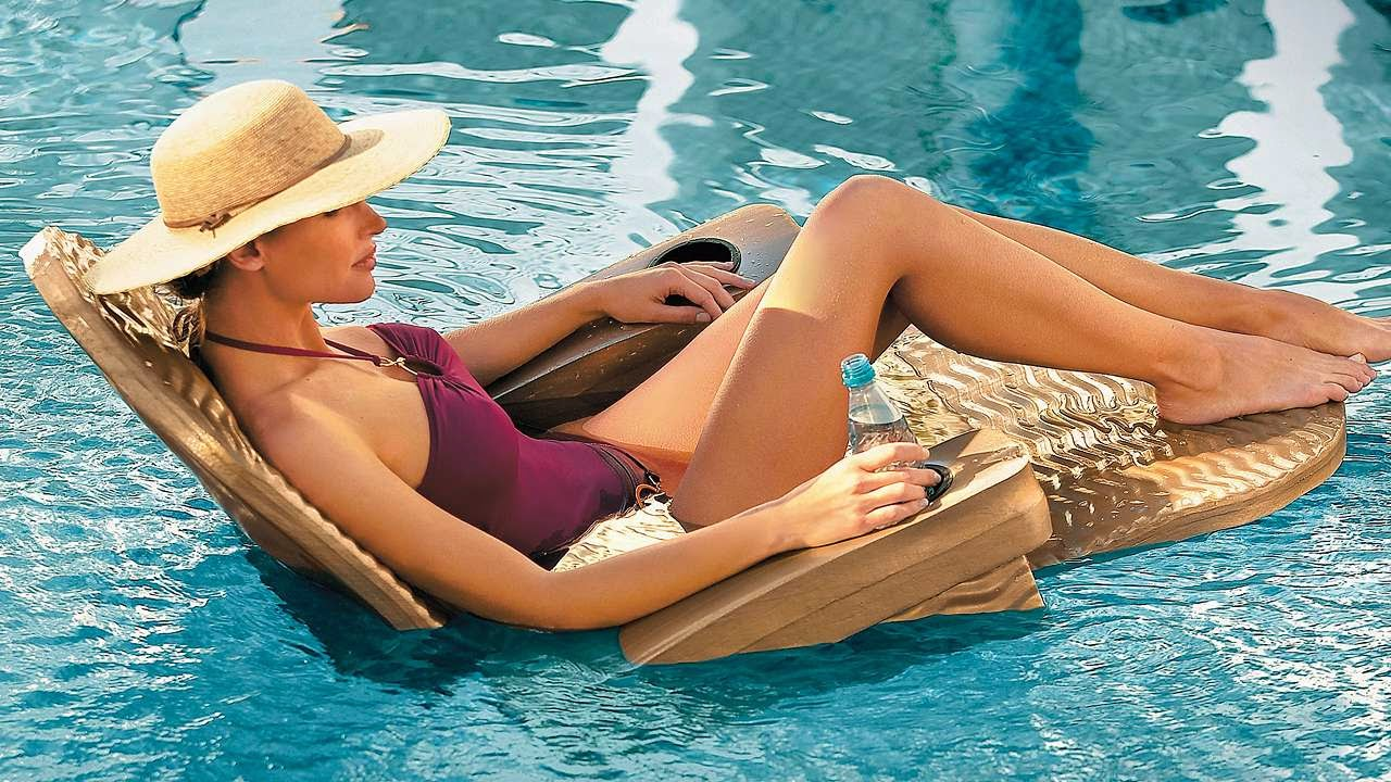 Here S A Look At Some Of The Top Picks Pool Floats From Frontgate