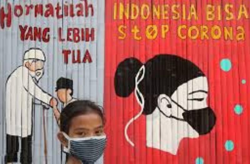 Mitos Indonesia 'Kebal' Corona Patah Setelah Pandemi Itu Masuk RI
