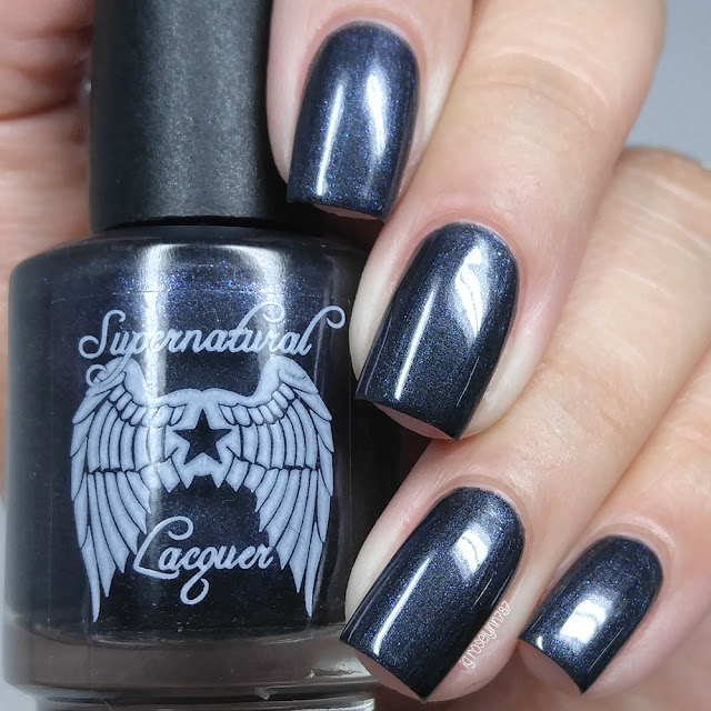 Supernatural Lacquer - Epitaph