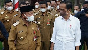 Pengarahan Presiden RI Kepada Forkopimda dan Bupati/Wali Kota Se Sumut