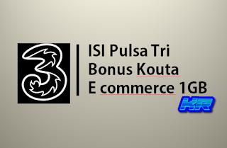 Apa itu Kuota e-commerce Tri
