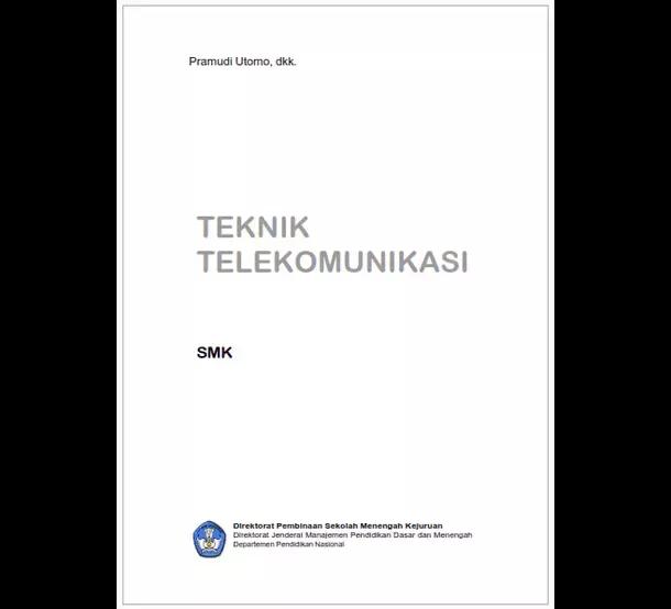 Buku SMK Teknik Telekomunikasi