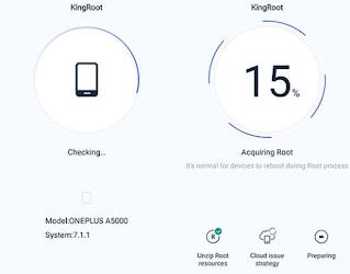 Root Android Tanpa PC dengan KingRoot