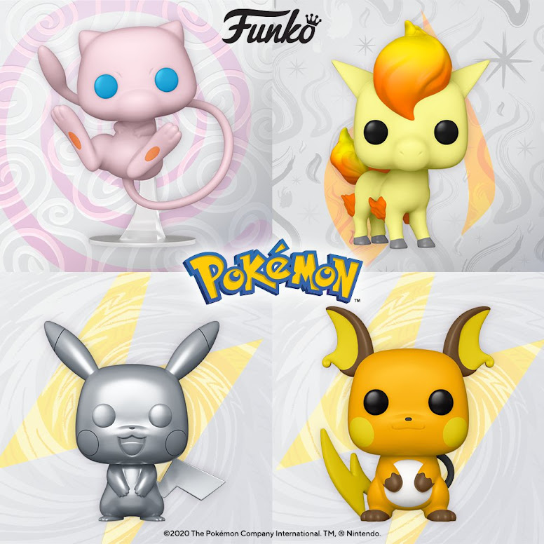 Funko Pop Pokémon 25 Anos