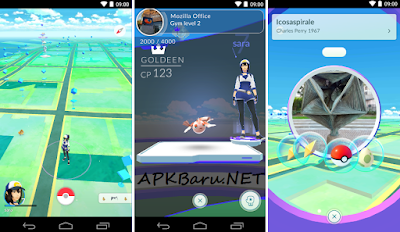 Pokemon Go v.0.29.3 Apk Terbaru For Android