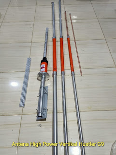 Antena High Power Vertikal G9