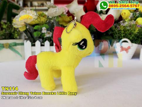Souvenir Ulang Tahun Boneka Little Pony