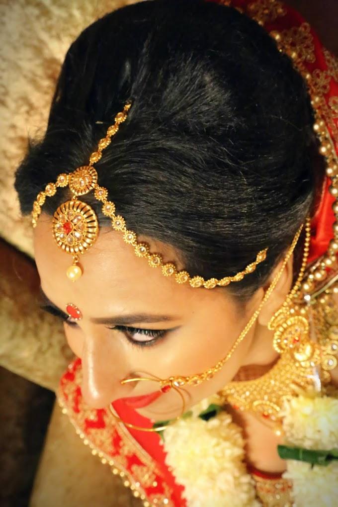 6 Easy advances followed by marriage cosmetics Toronto to finish a glitz wedding look