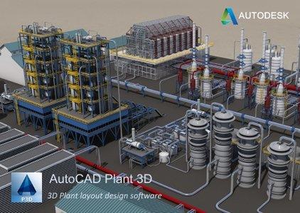 Autodesk AutoCAD Plant 3D 2015 buy
