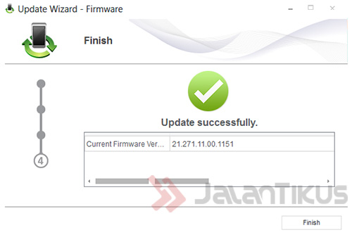 cara update firmware modem bolt e5372s