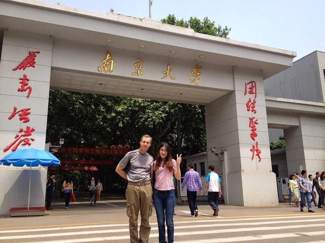 منحة ماجستير في جامعة Nanjing في الصين 2020 (ممولة بالكامل)