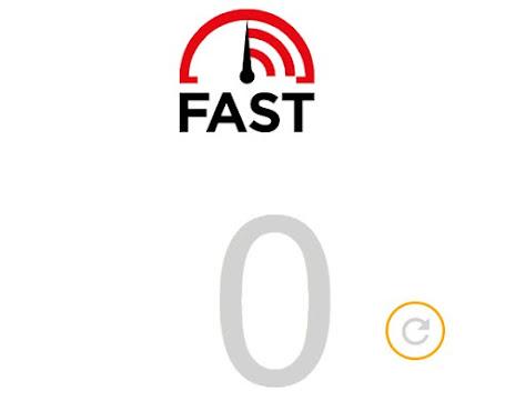 موقع Fast.com