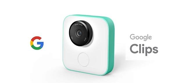 جوجل تبيع كاميرا Clips المزودة بالذكاء الاصطناعي كاميرا روعه