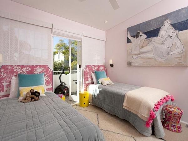 quarto infantil para duas meninas