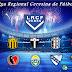 Liga Ceresina: Programación semifinales de vuelta.