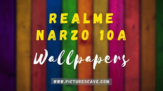 Realme Narzo 10A Latest Wallpapers Download