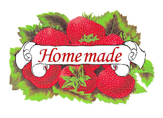 label strawberry homemade download image