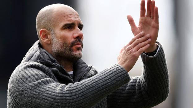 Pep Guardiola Berterima Kasih Kepada Liverpool Untuk Standar Baru Liga Inggris