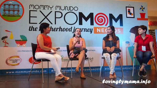 Expo Mom