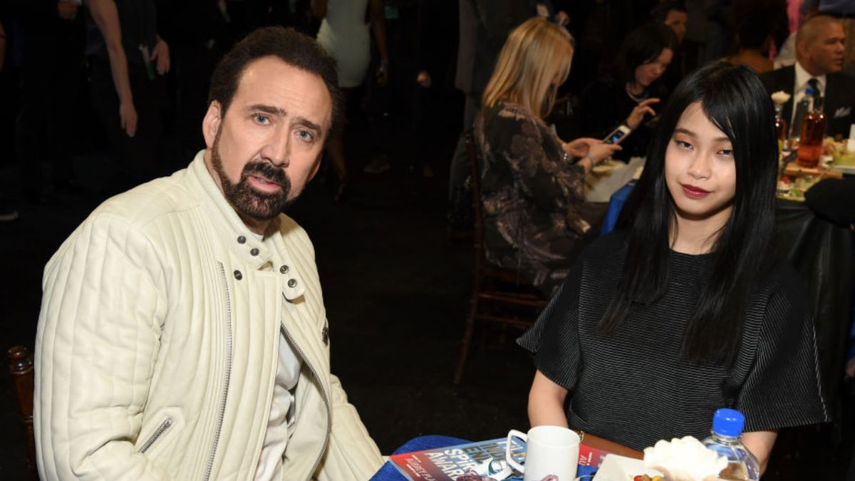 Nicolas Cage marries Ricoh Ciabatta for the fifth time, the difference between them is 31 years .. Know the details