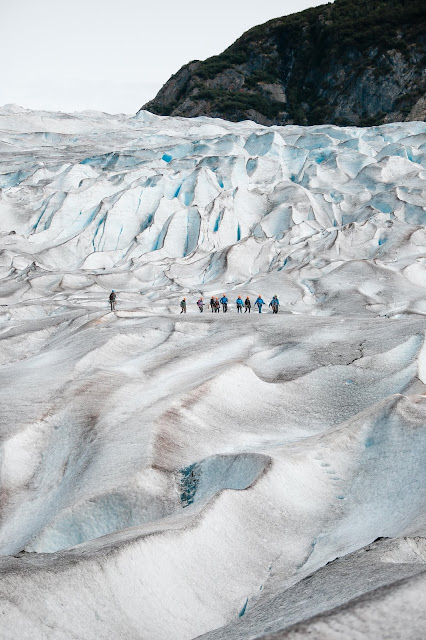 Mendenhall Glacier with ABAK