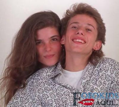 ex casal Cristiana Oliveira e Rafael Ilha