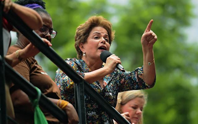 Dilma Roussef irá passar por cirurgia no coração em São Paulo