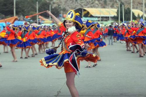 Se avecina Chutillos: Potosí se apresa a relucir danza, música y fiesta