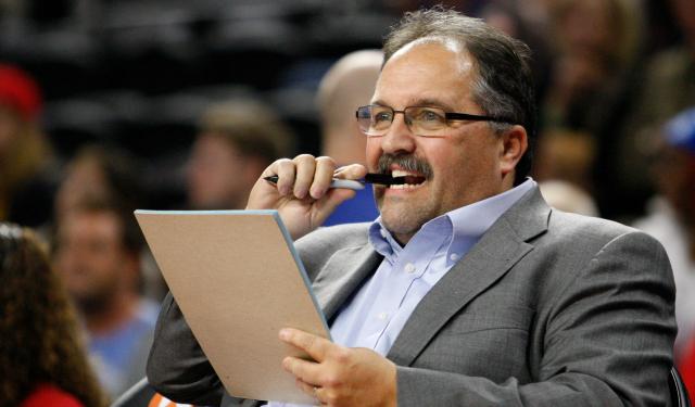 Stan Van Gundy   PistonsFr, actualité des Detroit Pistons en France