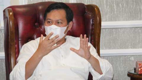 Wakil Ketua DPD RI, Sultan B Najamudin
