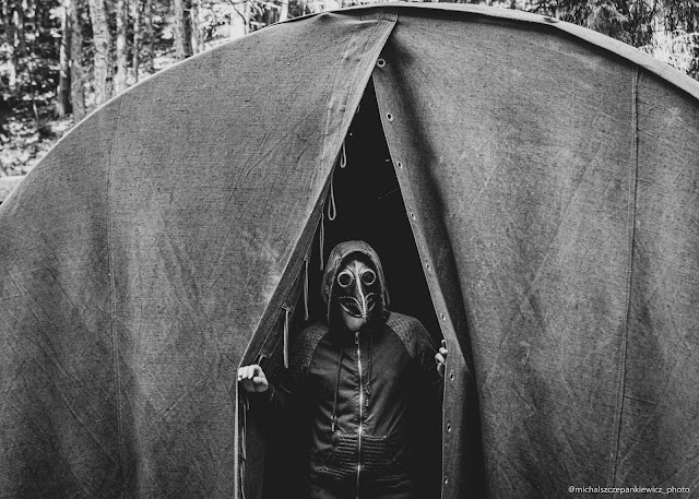 namiot na wakacje