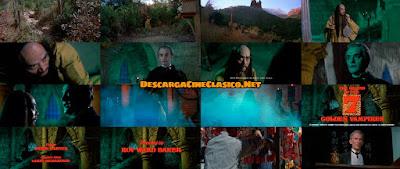 The Legend of the 7 Golden Vampires - En español