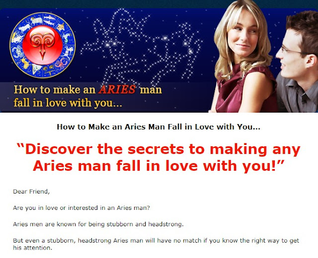 How To Make An Aries Man Fall In Love With You