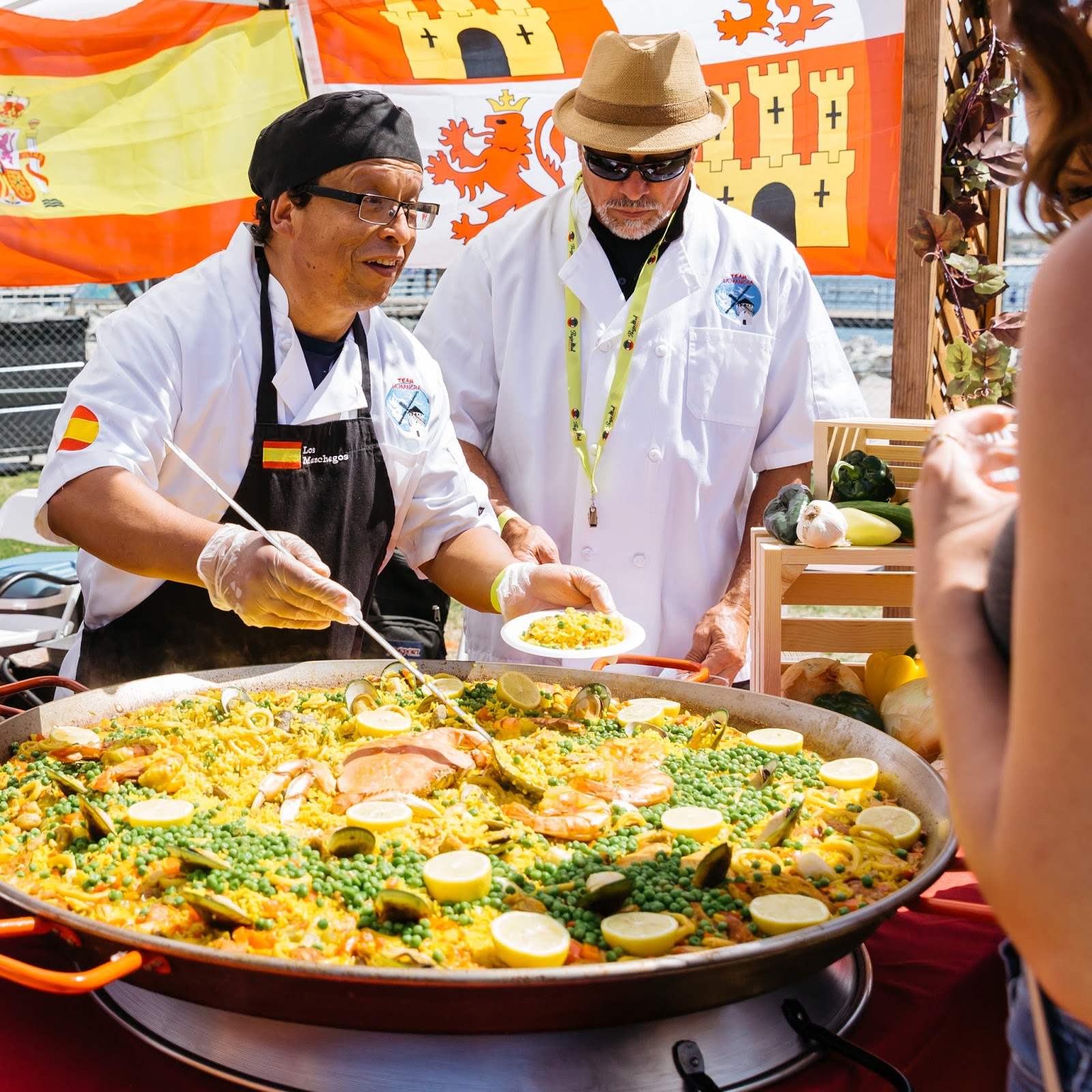Aug 26 | Enjoy Unlimited Alcohol and Paella @ The Paella Wine & Beer Festival - Costa Mesa