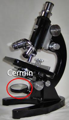Fungsi cermin pada mikroskop