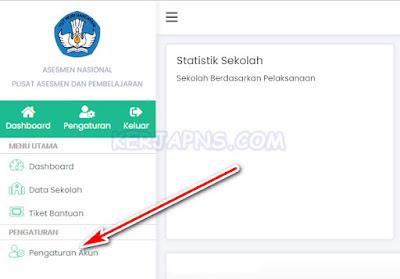 login Simulasi ANBK (Asesmen Nasional 2021)