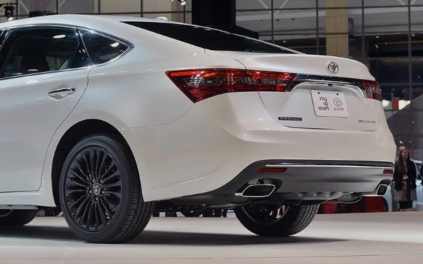 2018 Toyota Avalon Sedan Exterior Concept