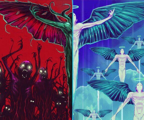 تحميل رواية ملائكة وشياطين للكاتب دان براون