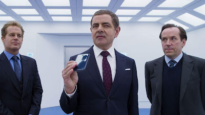 Johnny English Strikes Again Rowan Atkinson Ben Miller Image 4